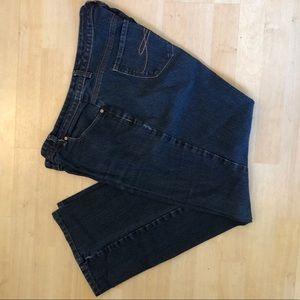 16W Plus Straight leg Jeans